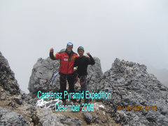 Rock Climbing Photo: Carstensz Pyramid