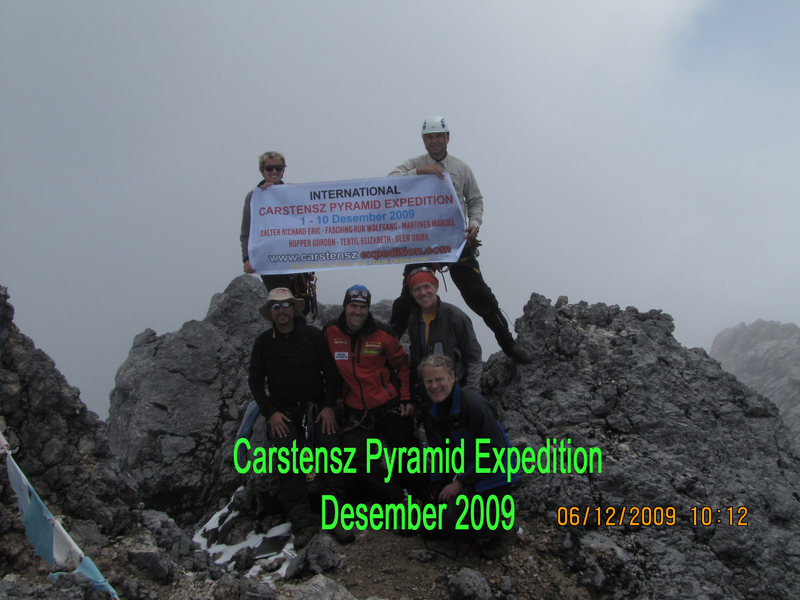Rock Climbing Photo: Carstensz