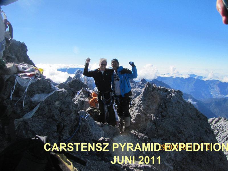 Carstensz Top