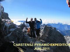 Rock Climbing Photo: Carstensz Top