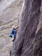 Rock Climbing Photo: Marco getting it done 9 Vitamine 6a+