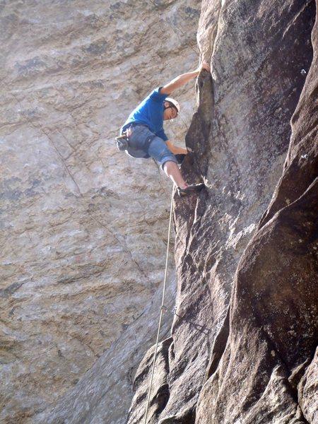 Rock Climbing Photo: Focus on 9 Vitamine 6a+