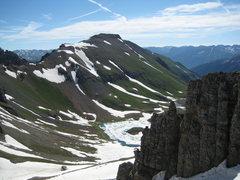 "Rock Climbing Photo: ""V2"" 13309'"