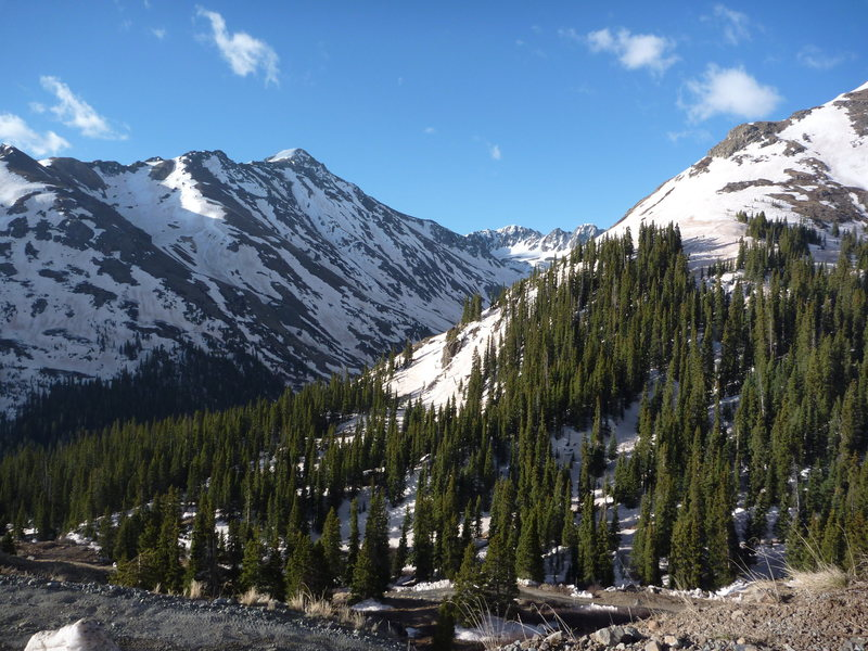 Handies Peak 14048'