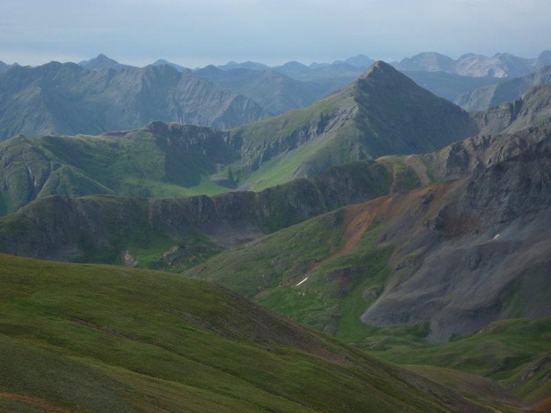 Rock Climbing Photo: Dome Mountain