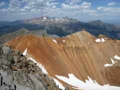 Rock Climbing Photo: Lake Point 13506'