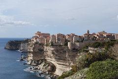 Rock Climbing Photo: Bonifaco, Corsica.