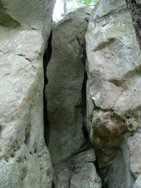 Rock Climbing Photo: Sehome Chimney