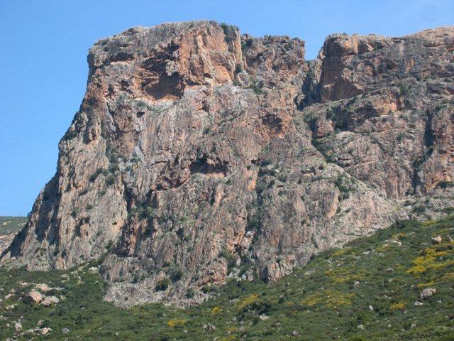 Mont Gozzi Corsica