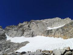 Rock Climbing Photo: second portion of the E Arete