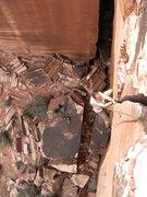 Rock Climbing Photo: crack is whack