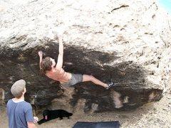 Rock Climbing Photo: v8