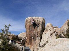 Rock Climbing Photo: v1