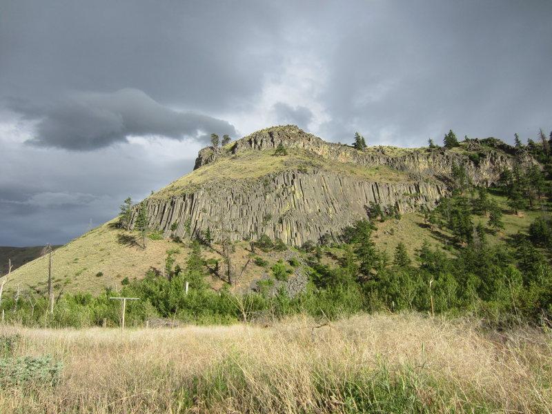 Rock Climbing Photo: The Bend