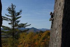Rock Climbing Photo: P1 of Tears of Gaia.
