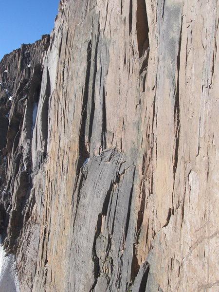 Rock Climbing Photo: Big-D