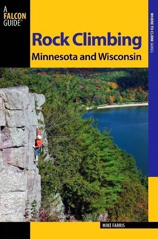 Rock Climbing Photo: What a beautiful cover.  Photo: Kris Gorny