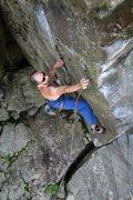 Rock Climbing Photo: one more of jakob