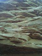 Rock Climbing Photo: Looking up NTLLDJ