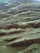 Rock Climbing Photo: Sweat Lodge