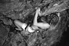 Rock Climbing Photo: Girls in the Gym