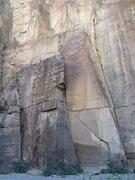 Rock Climbing Photo: Flash for Cash