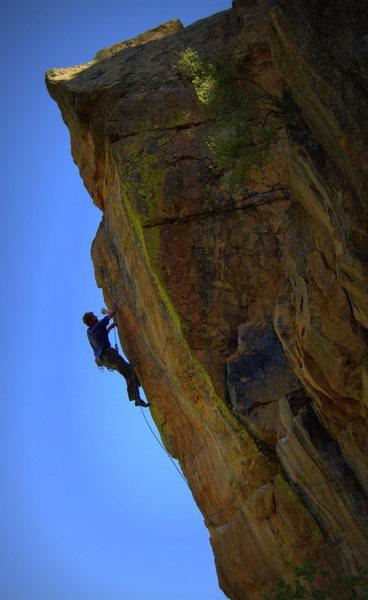 Rock Climbing Photo: Ben Griffin.