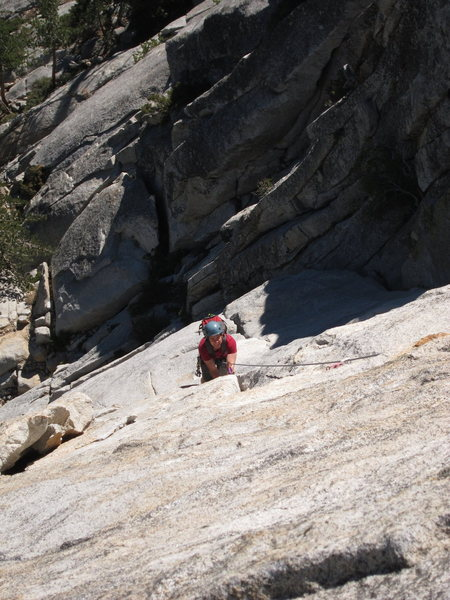 Tim Kearns, on the great second pitch of El Whampo