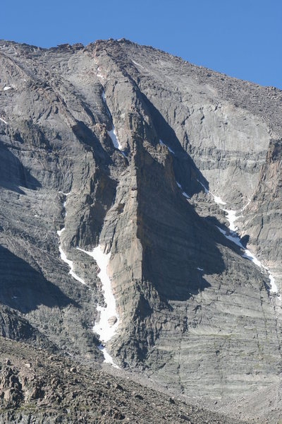 Rock Climbing Photo: Flying Buttress.
