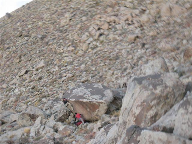 Rock Climbing Photo: Drive By Boulders