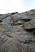 Rock Climbing Photo: F.D.Y. 5.10c **