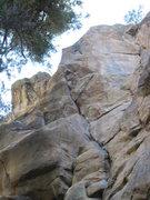 Rock Climbing Photo: South of No North.