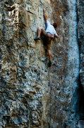 Rock Climbing Photo: Lockin and rockin  Photo: Jason Eichorst