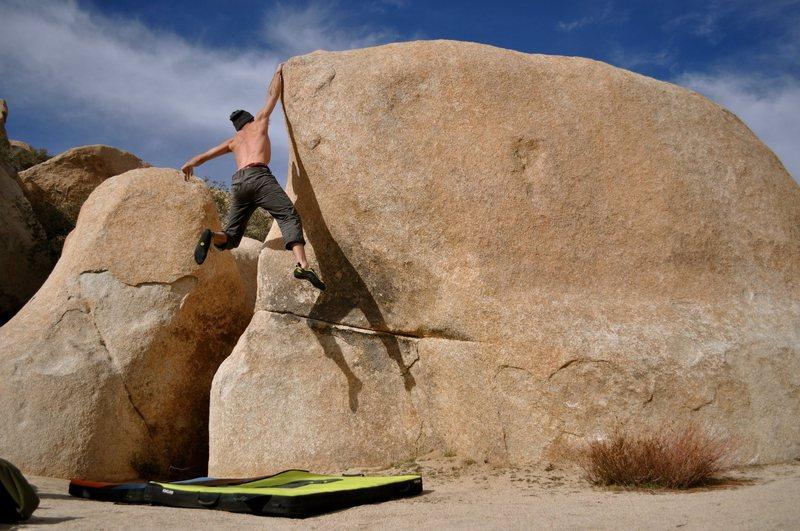 Rock Climbing Photo: Joe's Valley