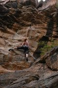 Rock Climbing Photo: The Peaks. Flagstaff, AZ