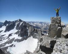 Rock Climbing Photo: Mt. Agassiz
