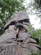 Rock Climbing Photo: Dunbar on the Southeast Arete