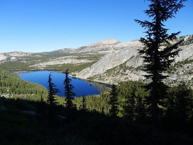 Rock Climbing Photo: Tenaya Lake