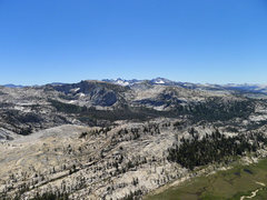 Rock Climbing Photo: view to the east from Matthes