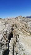 Rock Climbing Photo: saddle between Echo Ridge and Cockscomb (accesses ...