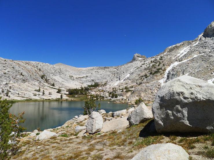 Rock Climbing Photo: Budd Lake