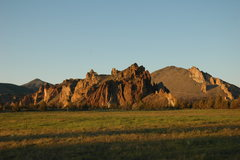 Rock Climbing Photo: The Other Side of Smith Rock