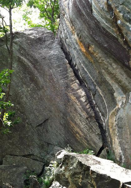 Rock Climbing Photo: Hawaii 5-O