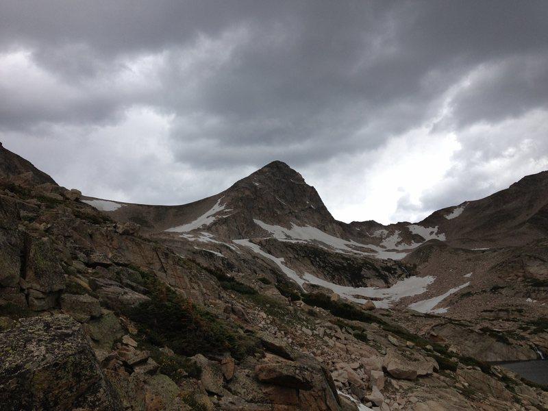 Mt. Toll.