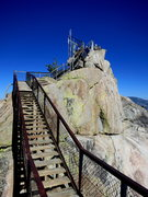 Rock Climbing Photo: Remnants of the Needles Lookout.   Photo: Corey Ga...