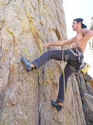 Rock Climbing Photo: clipping.