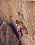 Rock Climbing Photo: Legends, Hueco Tanks