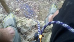 Rock Climbing Photo: The cliff above the Natural Well, Monte Sano. Nice...