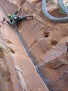 Rock Climbing Photo: inner chi