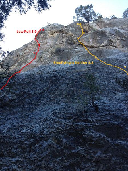 Rock Climbing Photo: FFisN